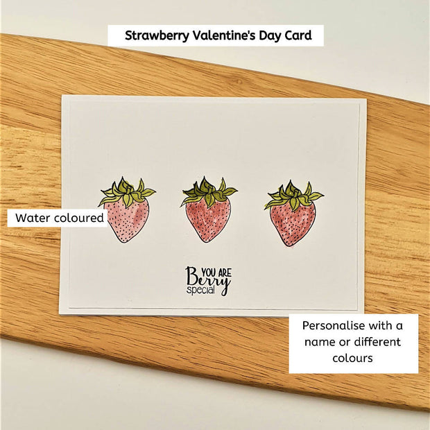 Berry Special - Love Card