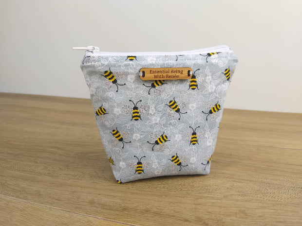 Bees Essential Oil Bag