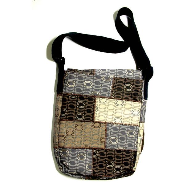 The Wall – Earth Messenger up-cycled bag - SALE