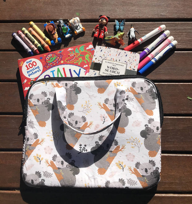 Grab and Go Library Bag