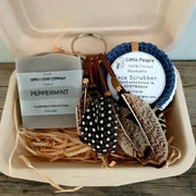 Pamper Me Gift Box - Peppermint Blue