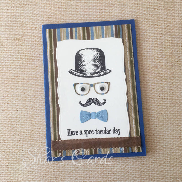 Have a spec-tacular Day Card