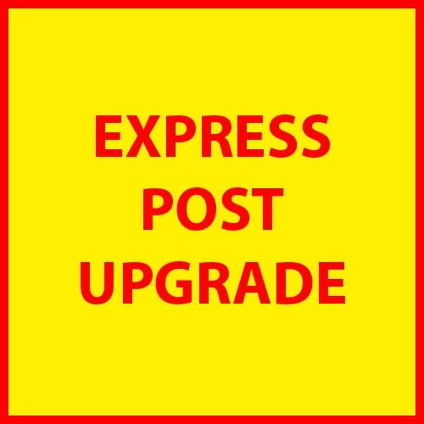 Upgrade to Express Postage *In The Loop* DO NOT REMOVE THIS LISTING *