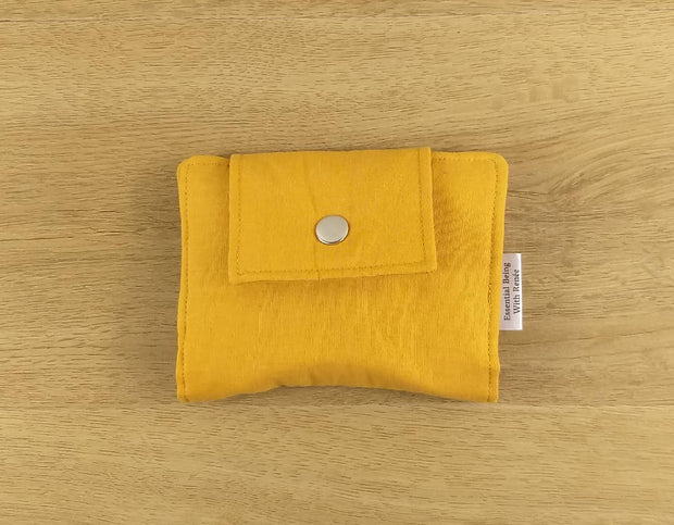 Mustard Essential Oil Wallet