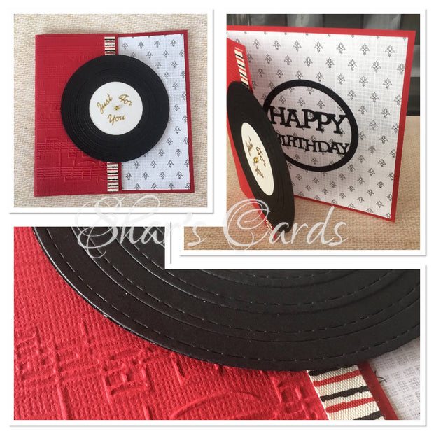 Vinyl Lovers Record card
