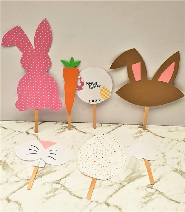 Easter Photo Props - Party Decor