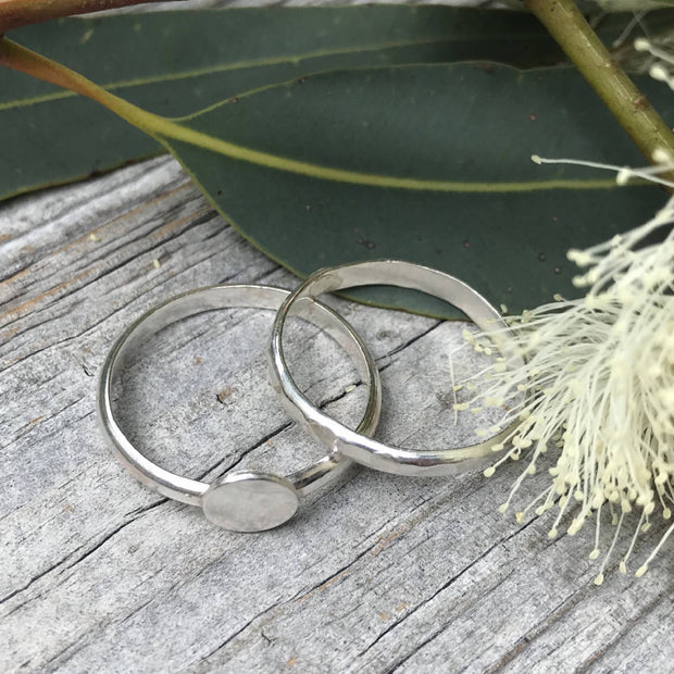 Workshop in a Box - Learn to Solder and Create your own sterling silver stacking rings