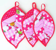 Christmas Pot Holders - 3 Pack