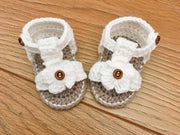 FLOWER SANDALS - MADE TO ORDER