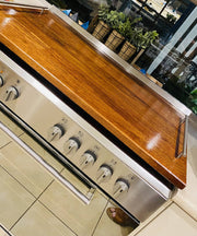 Bespoke Timber Stove Top Covers