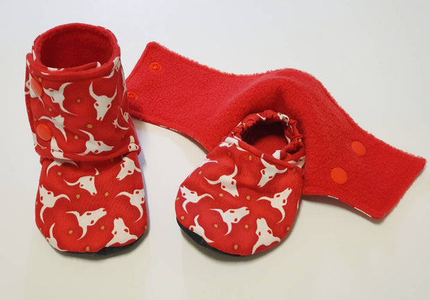 Slippers - Size 9-12mths