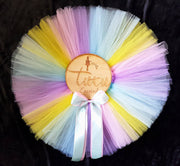 Girls CUSTOM Made Standard Tutu with Bow