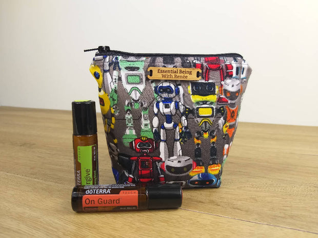 Robot Essential Oil Bag