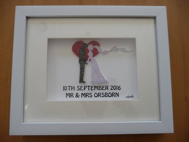Bride & Groom Wedding Gift