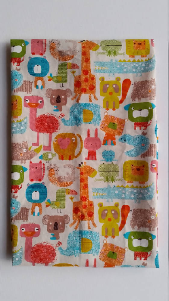 Animal Party - Tea Towel
