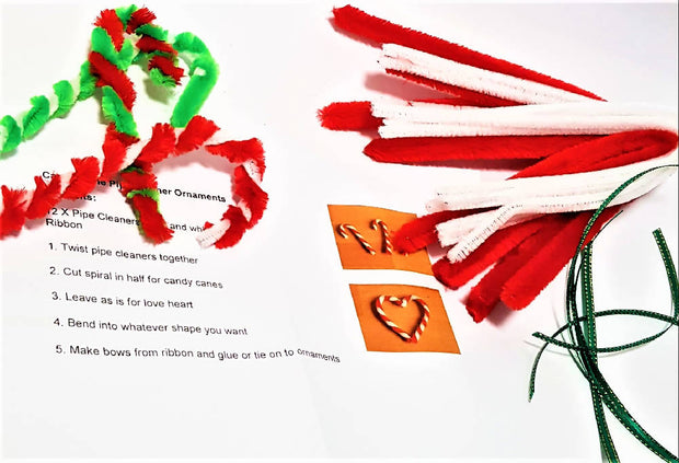 Christmas Craft Activity Packs