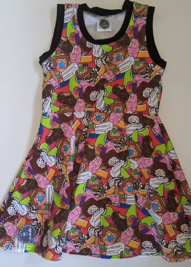 * MARKET SPECIAL * size 3 aussie ice cream twirly dress