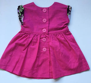 Size 2Girls dress with bloomers