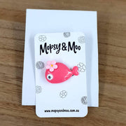 Wendy Whale Brooches