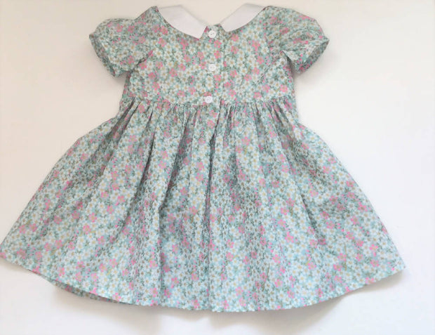 Jennifer Smocked Dress
