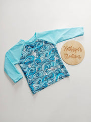 Blue Waves Baby Swim Set