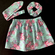 SPECIAL BUY - Sweet set - skirt and hair accessories