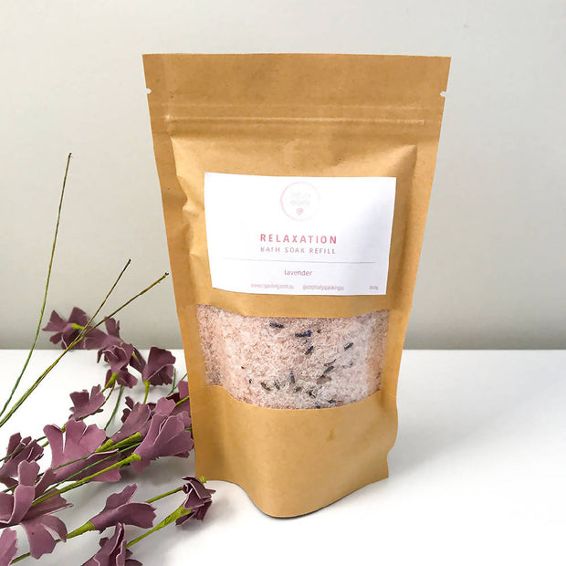 RE-FILL – Relaxation Bath Soak