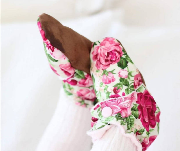 Roses soft soled winter boots