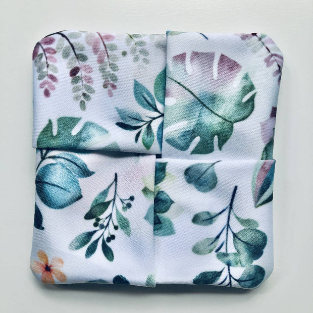 Pad Pouch Bundle - Blossoms & Leaves