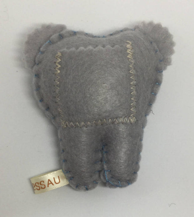 Koala tooth fairy pillow