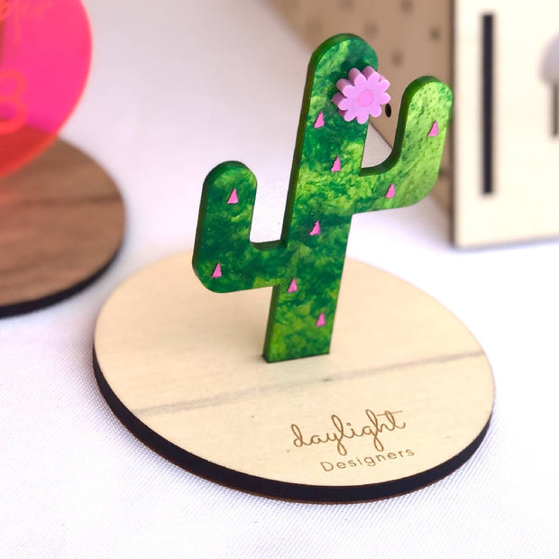 CACTUS RING STAND
