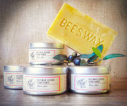 Warm Spice Beeswax Leather/Wood Conditioner 250g