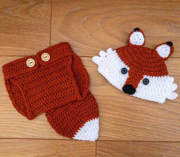 BABY FOX SET - MADE TO ORDER