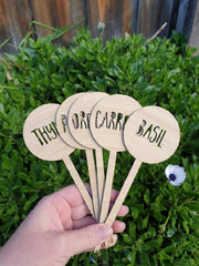 Herb Garden Markers / Stakes