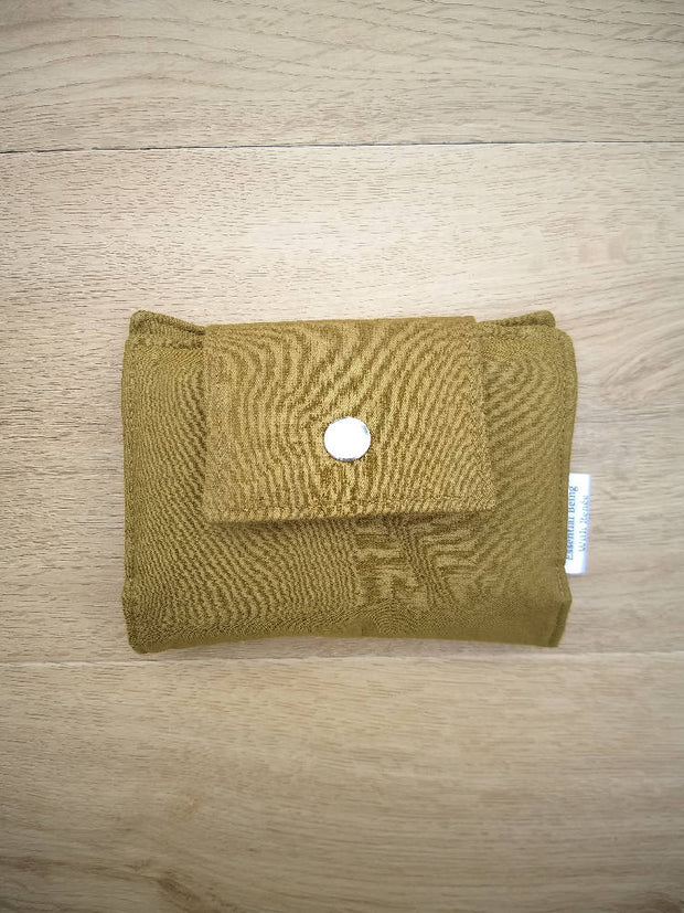 Olive Essential Oil Wallet