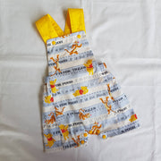 Shortie Romper - Licensed Fabrics