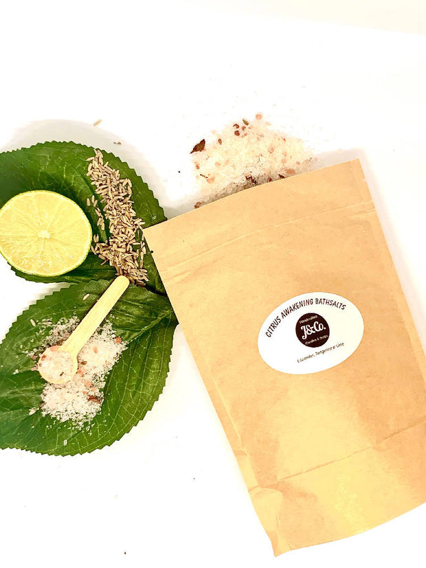 Magnesium Bath Salts