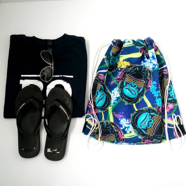 Teen's Swim Bag Backpack style