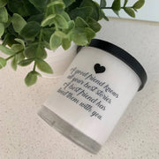 Friend Quote Candle
