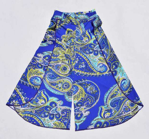 Paisley Butterfly Pants