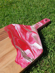 Candy Cane XL serving board