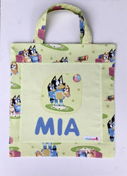 Library Bags- Personalised