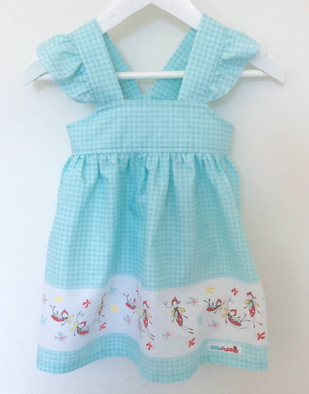 SPECIAL Grace Dress- Butterflies