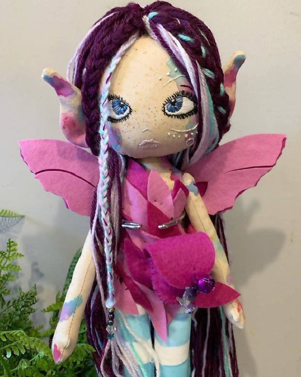 OOAK Magical Creature Keepsake Heirloom