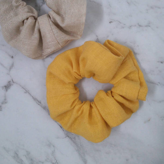 Scrunchie collection - Linen