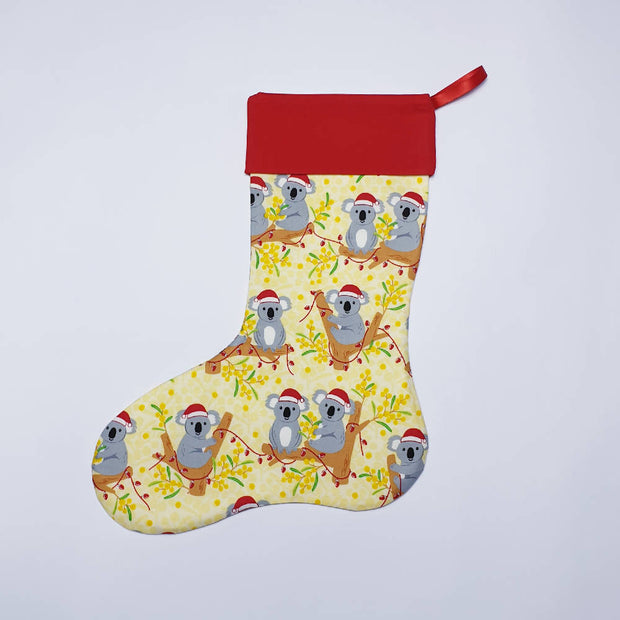 Personalised Koala Stocking