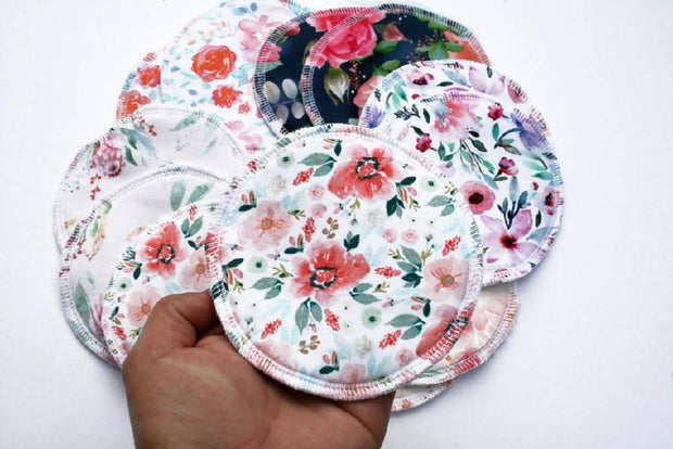Bamboo Washable Breast Pads