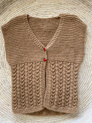 Little Girl's Vest - 18 months