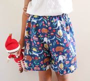 Christmas Kids Shorts