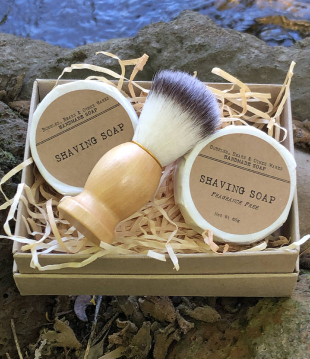 Shaving Gift Pack - Mini